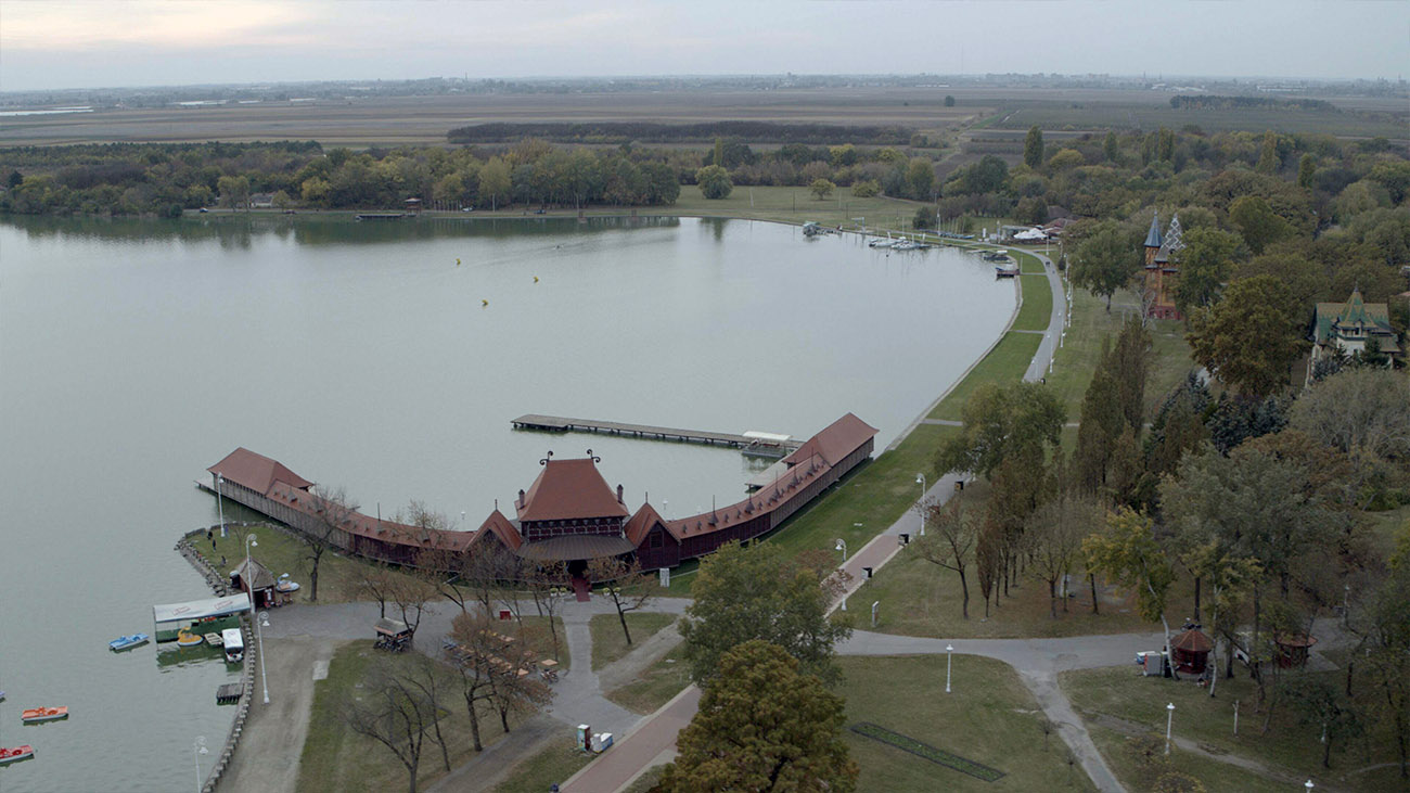 Vode Srbije, Palićko jezero