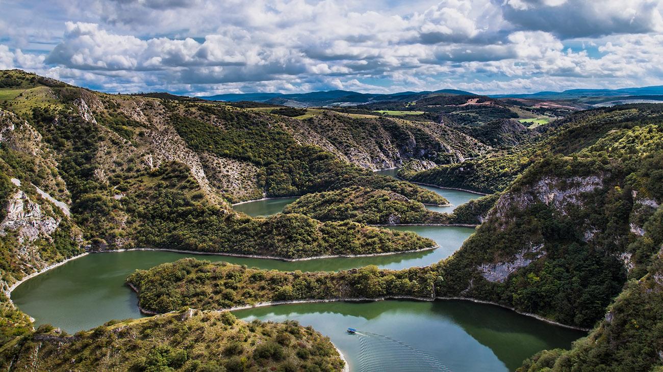 Vode Srbije, Uvac