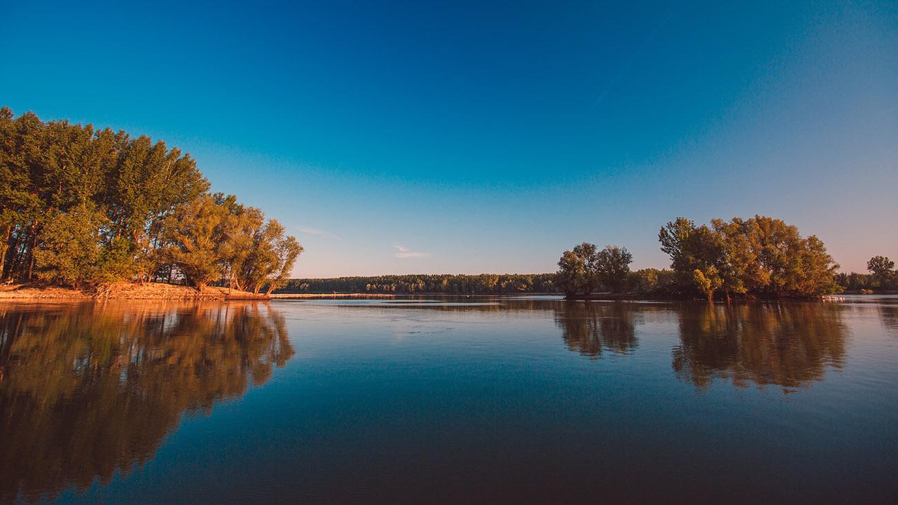 Vode Srbije, Dunav