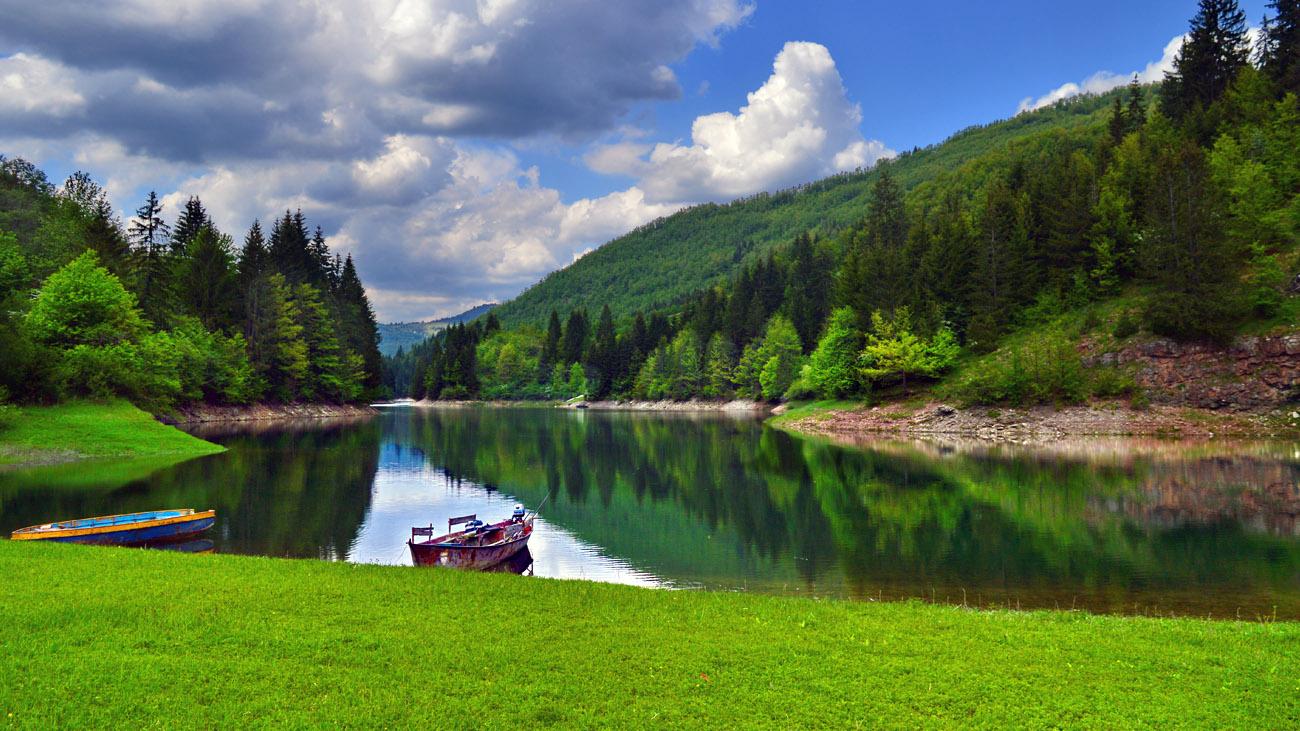 Zlatarsko jezero, Milos Karaklic