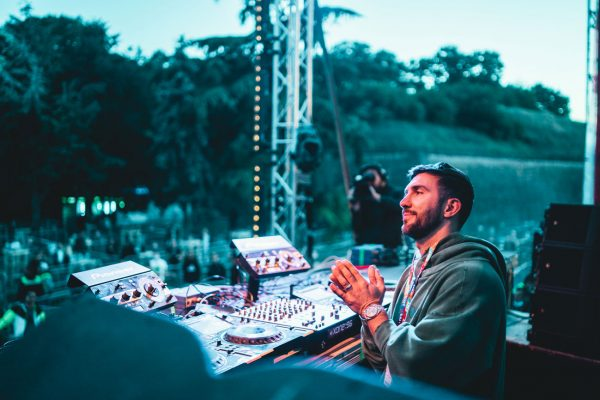 LifeStream day 4 Hot Since 82